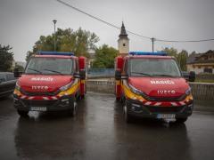 28.9.2019 Nové hasičské vozidlo DHZO