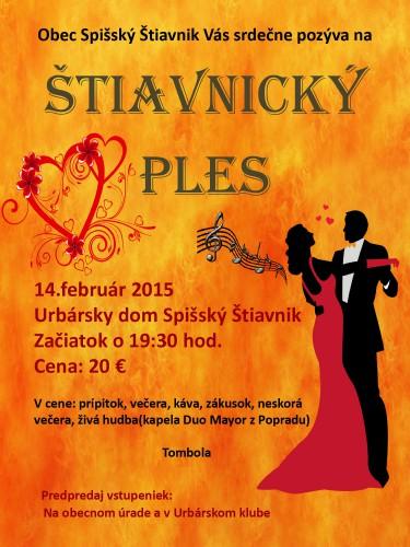 Štiavnický Ples