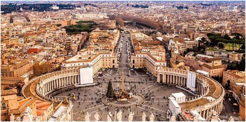 RÍM s pápežom Františkom